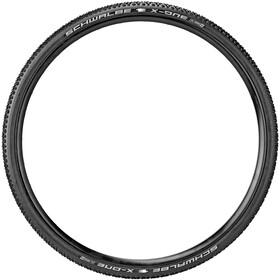 "SCHWALBE X-One Allround Folding Tyre 27.5"" MicroSkin TL-Easy Evolution, black"